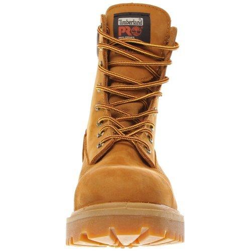Timberland - Timberland 26002 PRO 8-Inch Waterproof Steel Toe Wheat Men's Boot - 26002 - 9.5 W (Wide) by Timberland (Image #3)