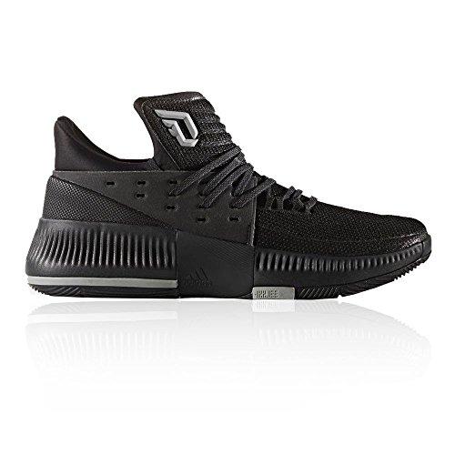 3 adidas Black Basketball Chaussure Dame aqTwZ