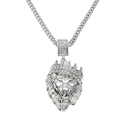 Silver Pendant Necklace AnalysisyLove Jewelry product image