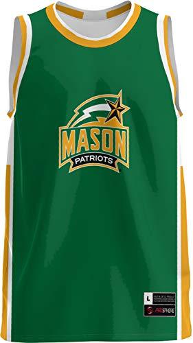 - ProSphere George Mason University Boys' Replica Basketball Jersey - Modern FFAA