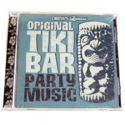 [Drew's Famous Original Tiki Bar Party Music] (South Pacific Costumes)