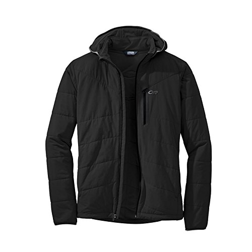 Zip Front Puffy Jacket - 5