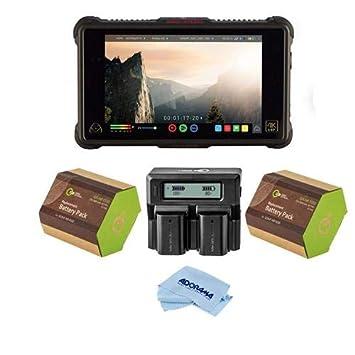Amazon.com: Atomos Ninja Inferno - Monitor de grabación HDMI ...