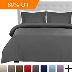 Bare Home Duvet Cover Set