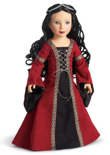Carpatina Dolls Veronika Medieval Princess 18