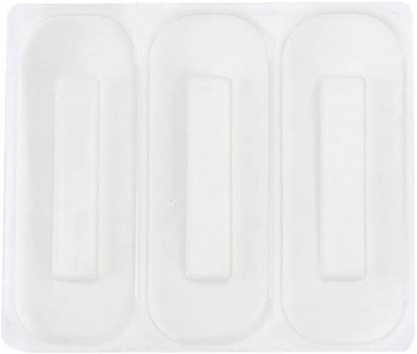 Stampo in silicone a forma di molletta fai da te A per creare forcine per capelli gioielli in resina