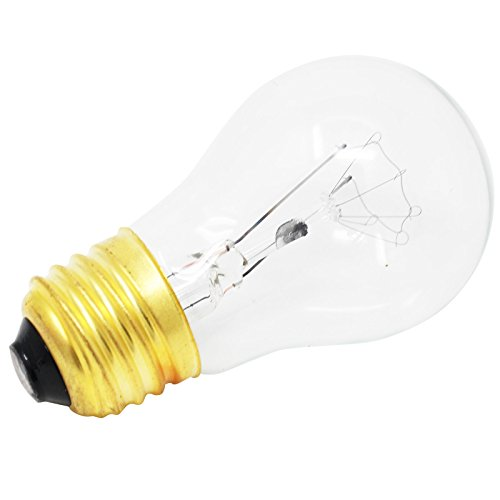Replacement Light Bulb for Kenmore / Sears 79077543800 Range / Oven - Compatible Kenmore / Sears 316538901 Light Bulb