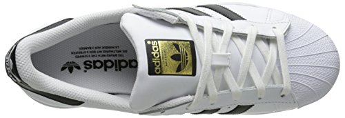 White White Fashion W Women Black Originals Adidas Superstar Sneaker xS8Yng