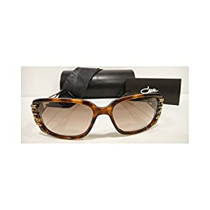 Cazal 8005 Sunglasses Brown Gold Authentic New