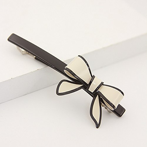 usongs Alexandria same paragraph elegant rts bow hairpin hairpin spring clip side folder cross clip headdress