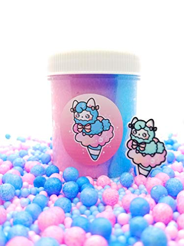 Cotton Candy Cloud Wool
