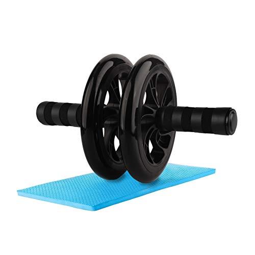 WeyTy Bauchtrainer AB Roller, Bauchroller AB Wheel Abdominal Roller Sehr Leise Fitnessgerät und Bauchmuskeltrainer für…