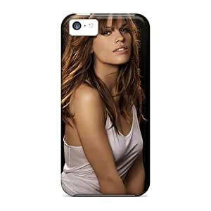 New Style 5c Protective Cases Covers/ Iphone Cases - Hilary Swank Hot