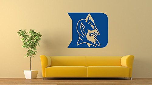 NCAA Duke Blue Devils Sport Decor Wall Room Garage Original Unique Art Decal Sticker