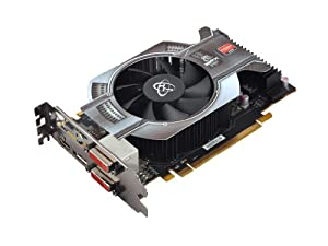 XFX ATI Radeon HD 6770 1GB DDR5 HD-677X-ZHLS