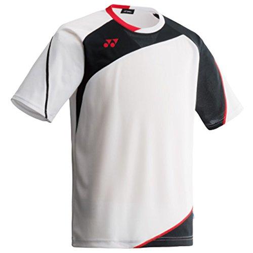 モールス信号遡る敵対的ヨネックス(YONEX) ジュニア ゲームシャツ半袖 FW1004J-011