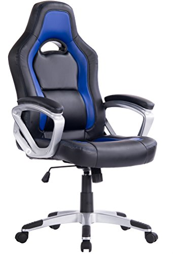KILLABEE Racing Style Gaming Chair E-Sports Chair High Back