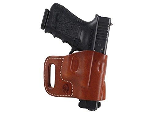 Glock Holster Combat (ELPASO SADDLERY CO El Paso Saddlery CEGRR Combat Express Full Size/Compact Glock 17/19/22/23)
