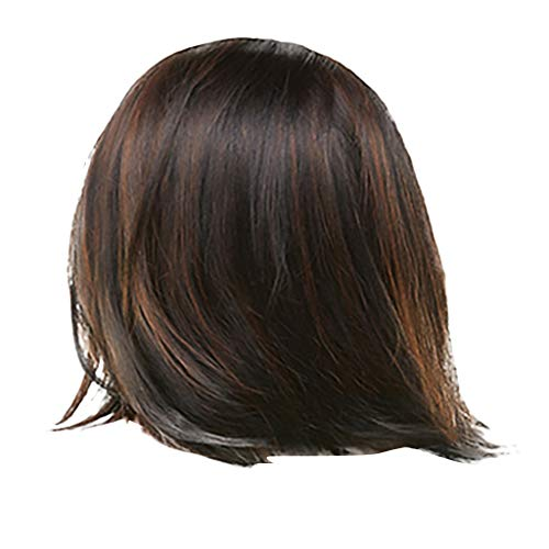 Curly Wavy Wig for Women,Londony Hair Replacements Wigs Hair Wig Natural as Real Hair Daily Party Cosplay Costume Wigs