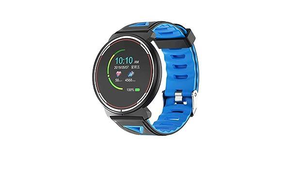 Bearbelly Smartwatch, Android iOS, Pantalla a Color 1.3 240 * 240, conteo de Pasos, calorías, Distancia, monitoreo del sueño, Reloj Deportivo ...