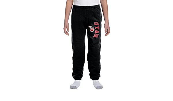 Kids Utah Utes Arch Over Logo Sweatpants