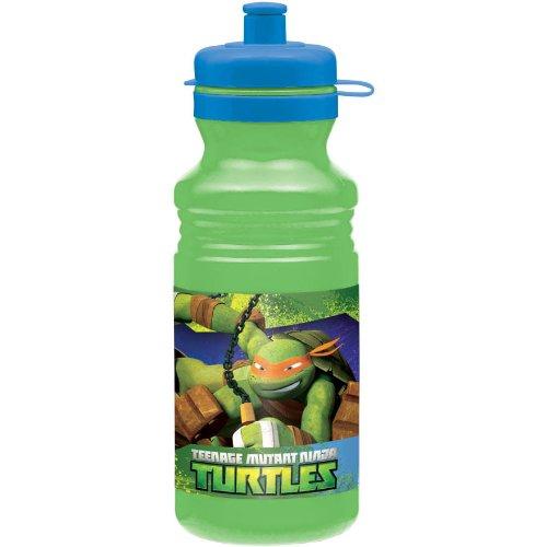 Easy Ninja Costume Ideas (Teenage Mutant Ninja Turtles Drink Bottle)