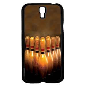 Tan Vintage Bowling Pins Hard Snap on Phone Case (Galaxy s4 IV)