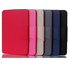 HP Full Body Leather Case with Card Slot for Samsung Galaxy Tab4 10.1 T530 (Assorted Colors) , Dark Blue