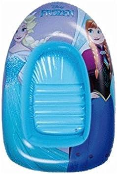 Disney Frozen Niños Inflable Barco En Azul Y Morado: Amazon.es ...