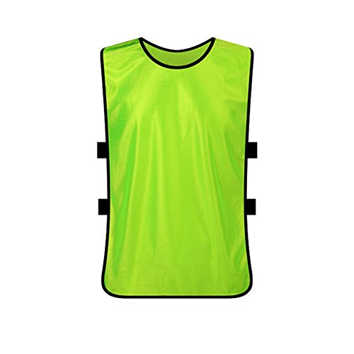 TOPTIE Training Vests, Football Jersey, Pinnies for Soccer Team, Multiple Colors and Quantities