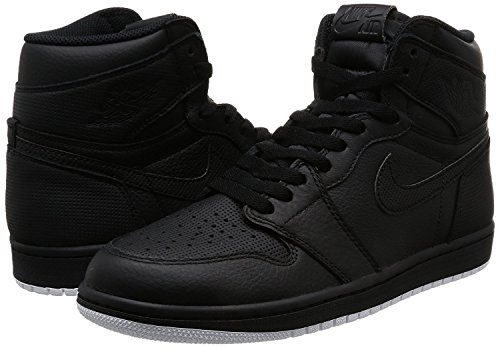 Air Jordan 1 Retro High OG BG Black/ White‑Black