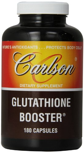 Carlson Labs Glutathione Booster Capsules
