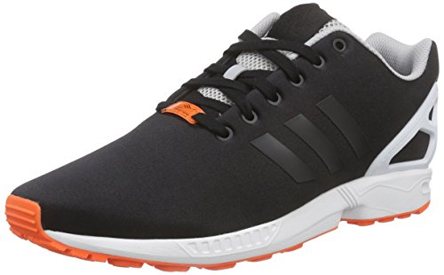 adidas Herren ZX Flux Sneakers Rot (Collegiate Burgundy/core Black/ftwr White)