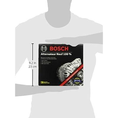 Bosch AL8670N New Alternator: Automotive