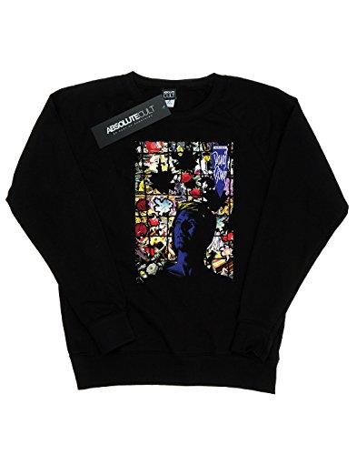 Album Sweat Bowie shirt Noir Tonight Femme Absolute Cult David Cover w01qXnfSx