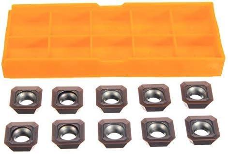 ces of Hartmetall-Einsätze Seht1204Afsn-X45 Pc9035 Seht43Afsn-X45 für Stahlbearbeitung