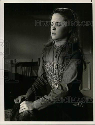 Historic Images - 1978 Press Photo Actress Melissa Sue Anderson on Little House on The Prairie (Melissa Anderson From Little House On The Prairie)