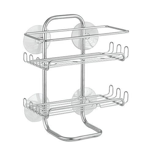 InterDesign Classico Suction Bathroom Caddy product image