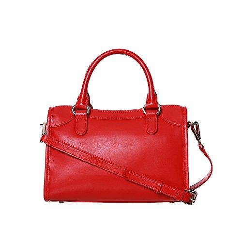 Kanze , Sac pour femme à porter à l'épaule Red