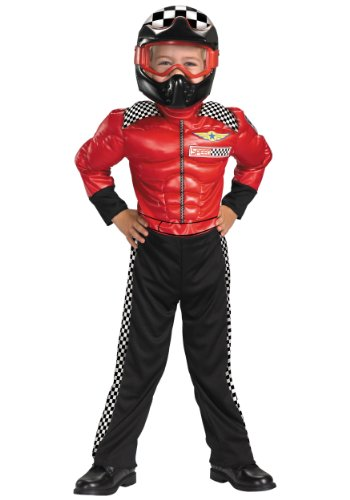 Turbo Racer Toddler Costume, 3T-4T]()