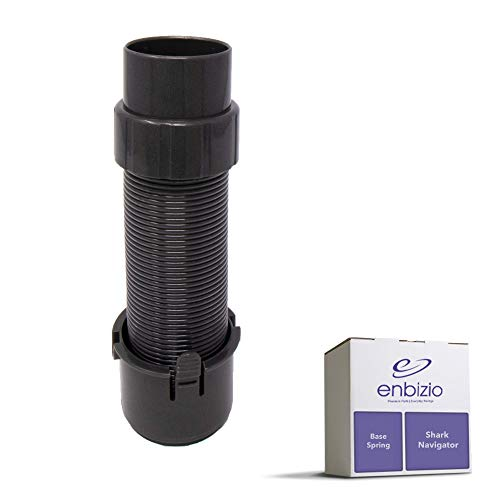 (Enbizio Vacuum Replacement Parts - Floor Nozzle Hose Spring Attachment - Navigator DLX Nv70 Nv71)