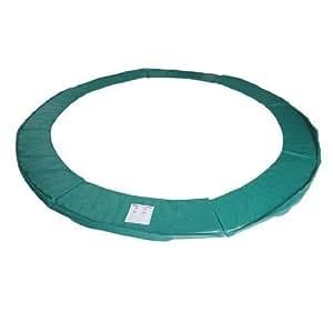 Homcom - Bordo protector relleno para cama elástica, de 305cm