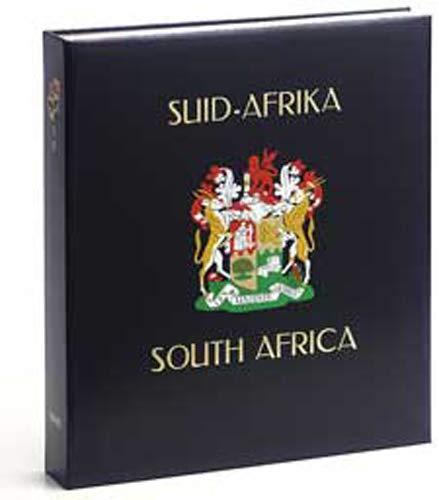 DAVO 9233 Luxus Briefmarken-Album Südafrika Rep. III 2007-2012