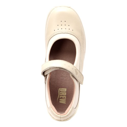 Drew Soft Women's Bone Pebble Jane Mary Shoe Rose 5YUnv7Ur