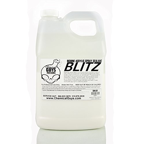 Chemical Guys WAC_117 Blitz Acrylic Spray Sealant (1 - X Enhancer Gloss 2