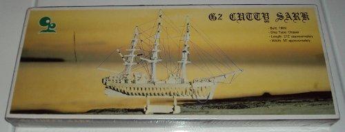 (Santa Maria / Cutty Sark Wooden Model Ship Kit)