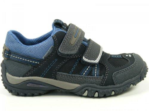 Superfit Sport4 - Zapatillas De Deporte Para Exterior de cuero niña azul - azul
