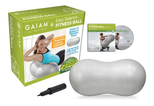 Gaiam Easy Balance Fitness Peanut