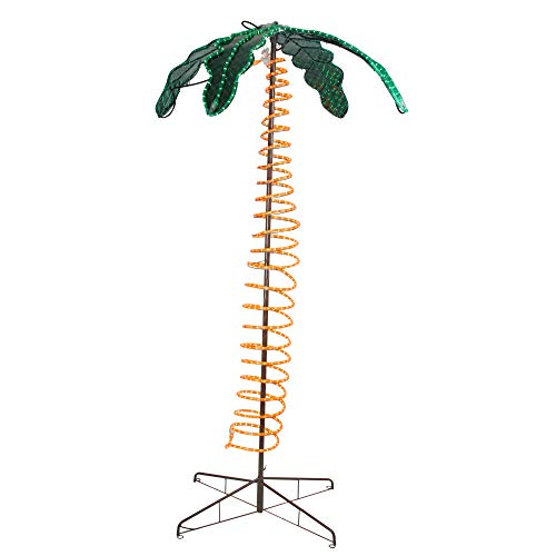 Outdoor Rope Light Palm Tree in US - 7