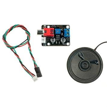 386 módulo de amplificador de audio AMP (Arduino Compatible)
